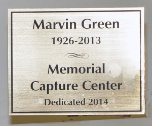 Video Club Capture Center Sign