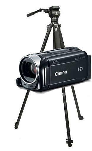 Camcorder Loan Items-no mic