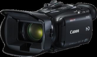 Canon XA30 camcorder