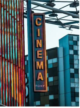 iMovie Trailer Class Cinema Pic