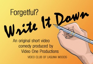 Write It Down Logo