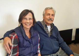 Sheryl Martin & John Borke
