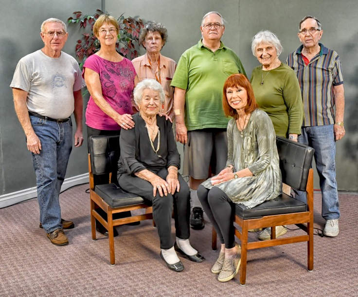 Photo Project Seeks Village Residents Over 100