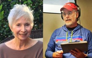Susan Wheeler and Bill Hemberger